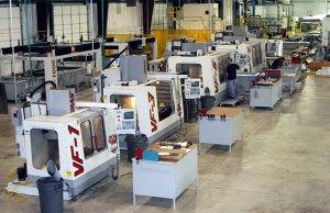 Aerospace Manufacturing ERP