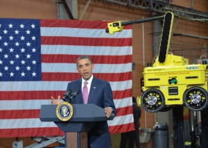 Obama Manufacturing Grant
