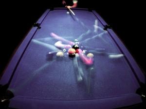 Pool Intertia